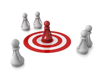 Pawn target