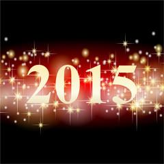 2015 Silvester Weihnachten Hintergrund Sterne rot