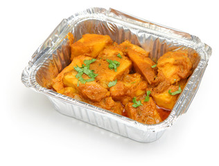 Indian Takeaway Food
