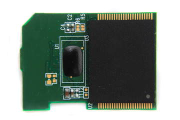 inside of SD card