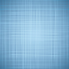 Blue cloth texture background. Vector illustration