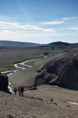 Escursione in Islanda