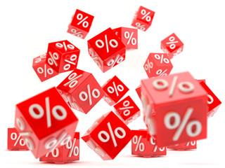 Sales 3D cubes