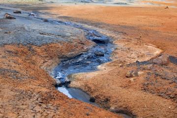 Islanda fanghi caldi
