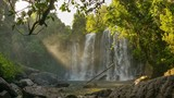 Waterfall in Phnom Kulen National Park