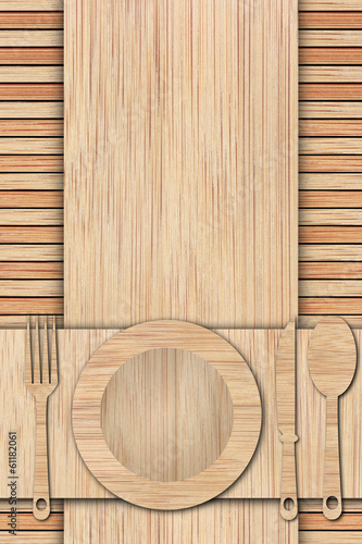 Background made of wooden planks