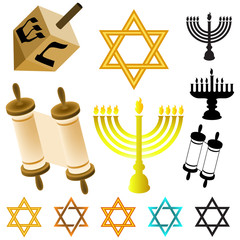 Judaism elements