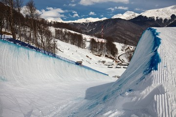 Sochi 2014 - Rosa Khutor