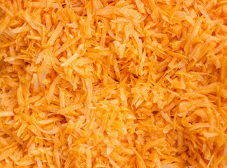 Organic Grated Carrots