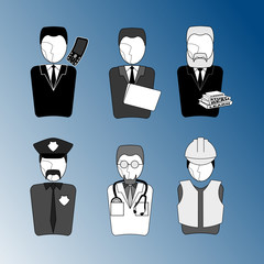 Worker Character Set