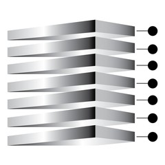 silver layers diagram