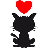 Cat Love Logo