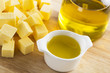 Butter or Olive Oil - 61190873