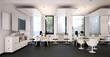 modernes Büro büroraum - modern Office