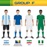 Football 2014 - Groupe F
