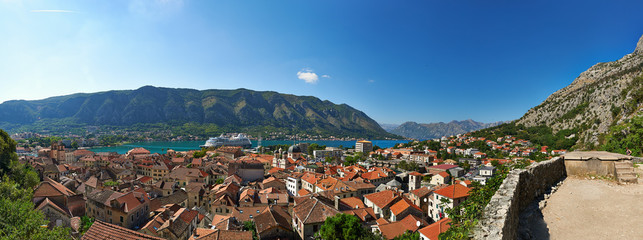 Kotor, old city