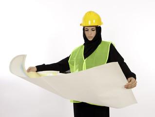 An Arab Woman Takes A Leadership Role
