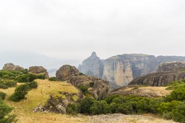 Monareties on Meteora