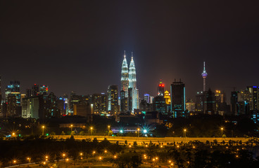 KL Twin Tower