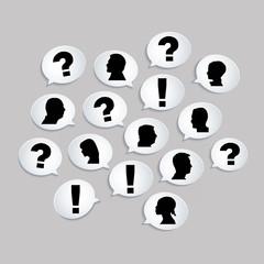 Fragen und Antworten © Matthias Buehner
