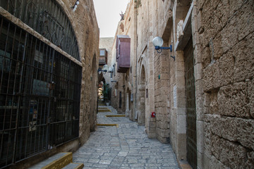 Old Jaffa.Israel.