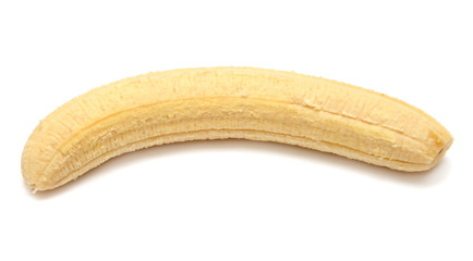 Banana without skin