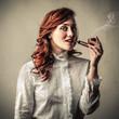 Smoking Hot Lady