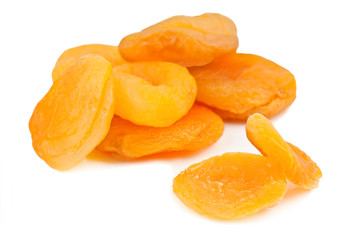 sweet dried apricots