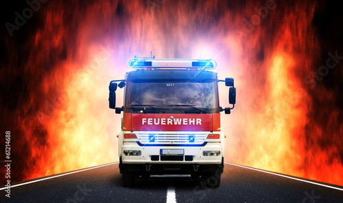 feuerwehr fototapete g nstig kaufen fototapeten bildtapete wandtapete vliestapete. Black Bedroom Furniture Sets. Home Design Ideas