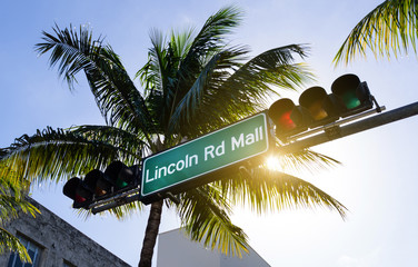 lincoln road, Miami beach