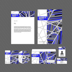 Business style templates for your project design