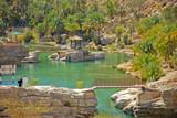 Fototapety Wadi Bani Khalid, Oman