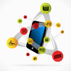 Shopping mobile applications