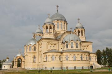 Verhoturie cathedral