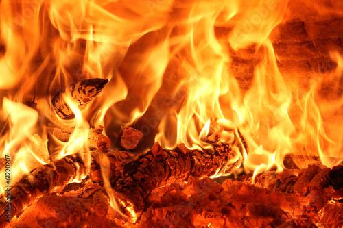 Papiers peints Feu, Flamme fuoco