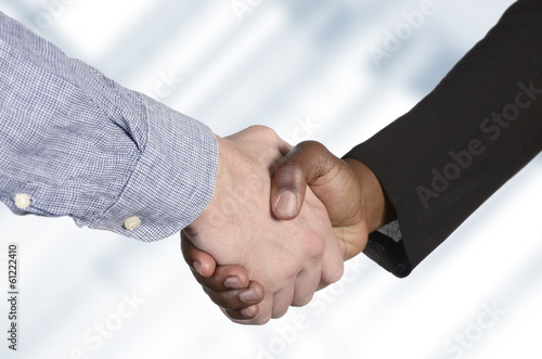 International Handshake