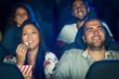 People in Cinema