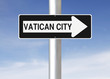 This Way to Vatican City
