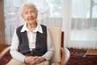 90 Jahre alte Dame zuhause