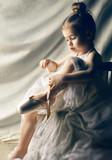 Fototapety dancing gracefully