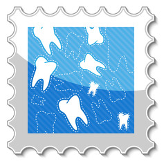 Dental stamp