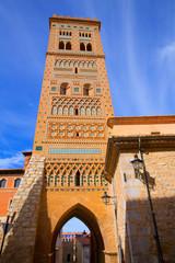 Aragon Teruel Torre de San Martin Mudejar UNESCO