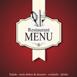 Restaurant menu - 61232648