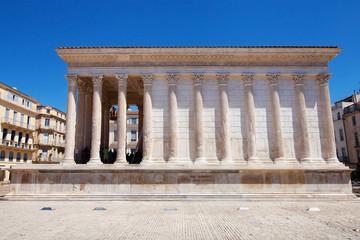 Roman Temple Maison Carree