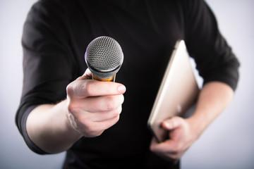 Man Interviews