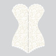 vintage corset - 61236072