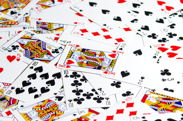 Card casino game