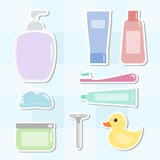 Bath Amenities Set