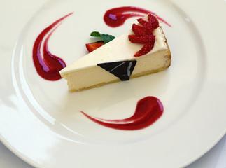 Fruit Cake Dessert.