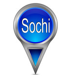 Pin Pointer mit Sochi